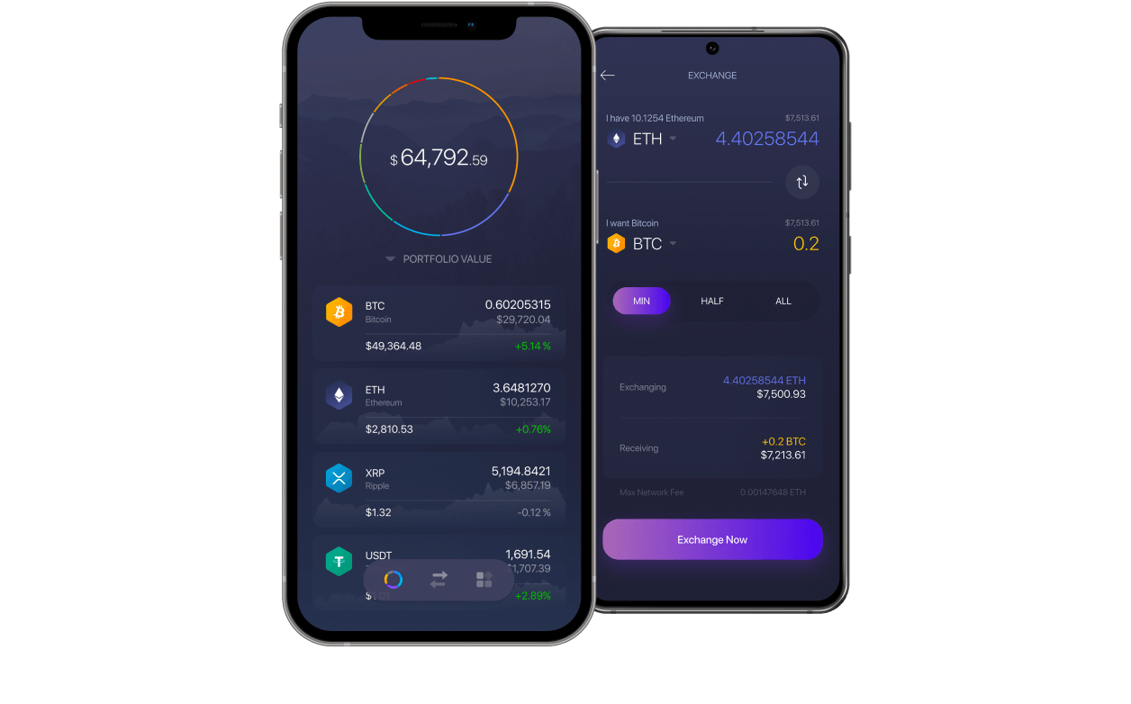 Exodus Mobile Wallet